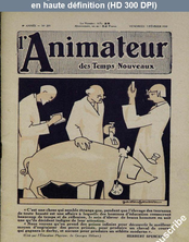 L' ANIMATEUR DES TEMPS NOUVEAUX  numéro 205 du 07 février 1930