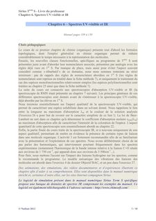 Correction chapitre 6 - Physique-Chimie Sirius 2012