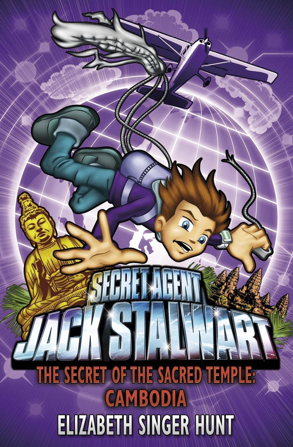 Jack Stalwart: The Secret of the Sacred Temple