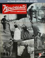 NOUVEAUTE numéro 122 du 25 octobre 1953