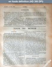 COSMOS numéro 486 du 19 mai 1894