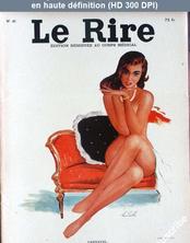 LE RIRE  numéro 41 du 01 février 1955