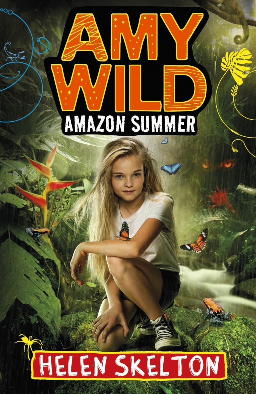 Amy Wild: Amazon Summer