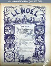 LE NOEL  numéro 140 du 25 novembre 1897