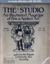 THE STUDIO  numéro 216 du 15 mars 1911