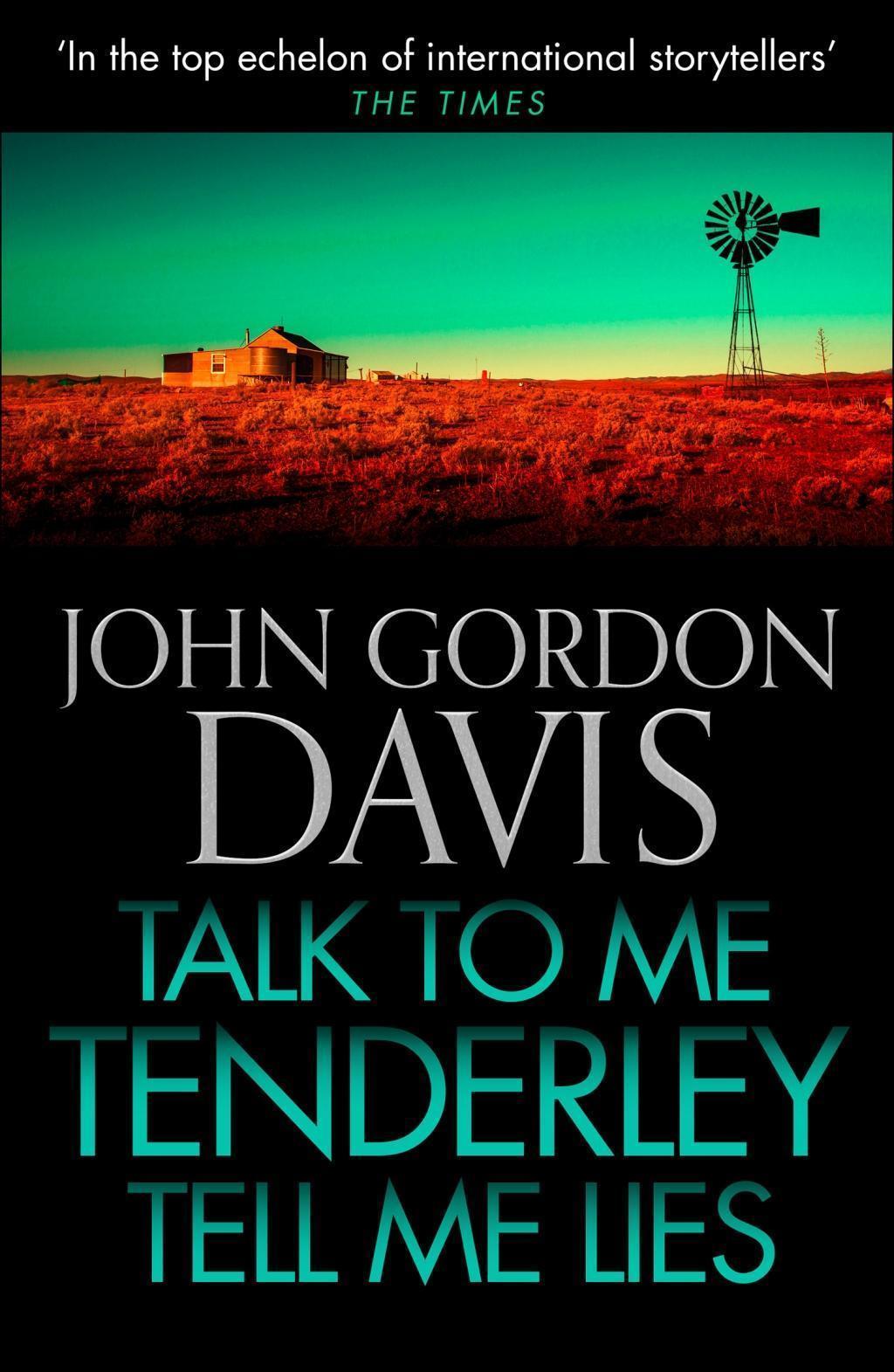 Talk to Me Tenderly, Tell Me Lies