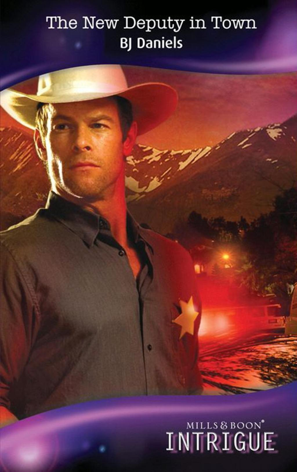 The New Deputy in Town (Mills & Boon Intrigue) (Whitehorse, Montana, Book 2)