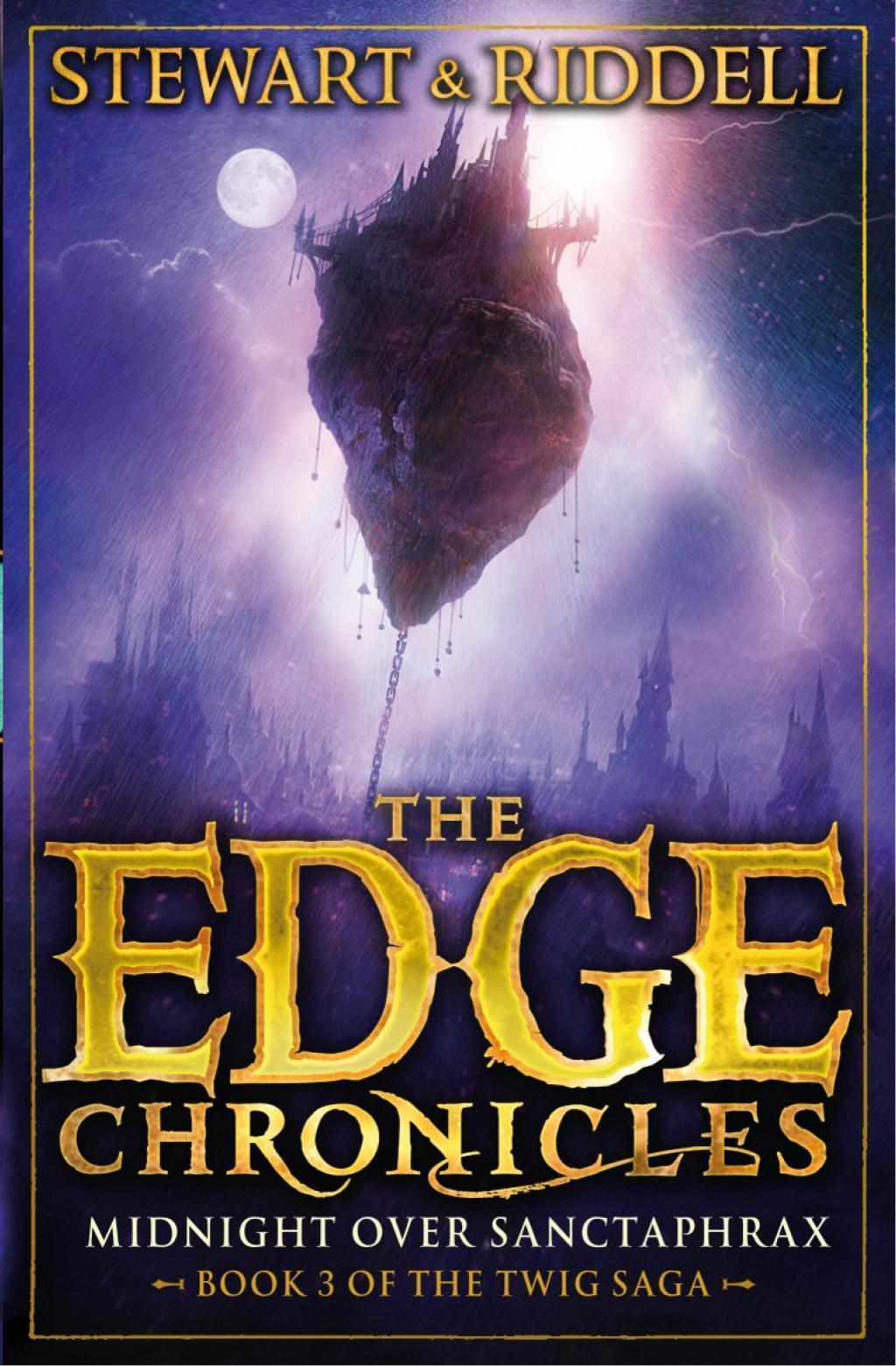 The Edge Chronicles 6: Midnight Over Sanctaphrax