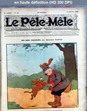 LE PELE MELE  numéro 49 du 05 décembre 1909