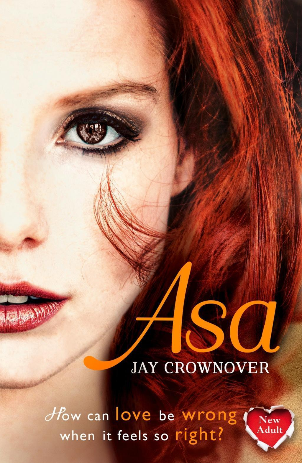 Asa (The Marked Men, Book 6)