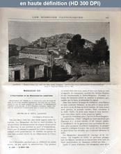 LES MISSIONS CATHOLIQUES  numéro 1866 du 10 mars 1905