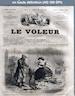 LE VOLEUR ILLUSTRE   numéro 486 du 23 février 1866