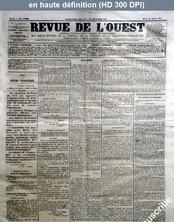 REVUE DE L'OUEST numéro 35 du 23 mars 1871