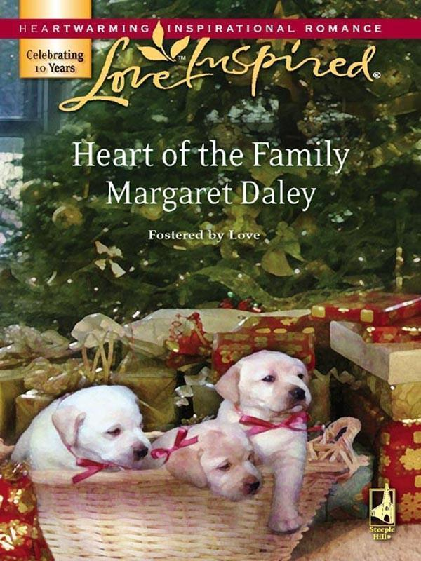 Heart of the Family (Mills & Boon Love Inspired) (Fostered by Love, Book 2)