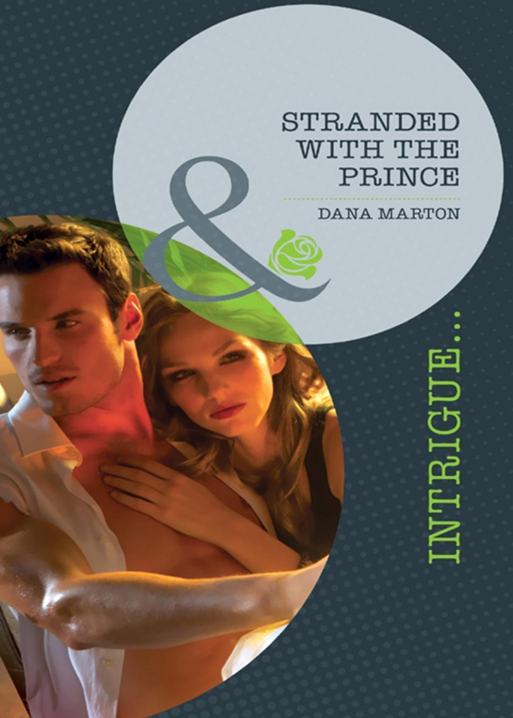 Stranded with the Prince (Mills & Boon Intrigue) (Defending the Crown, Book 3)