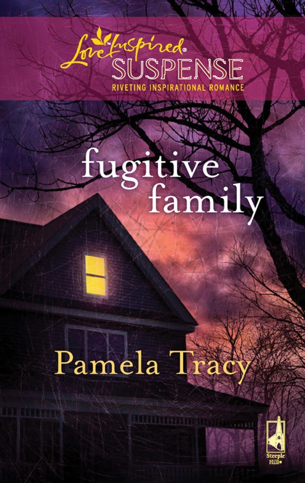 Fugitive Family (Mills & Boon Love Inspired)
