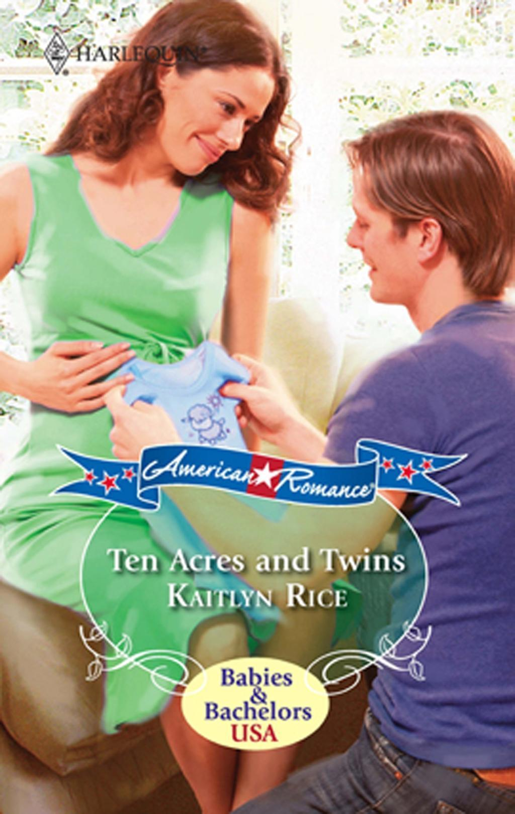 Ten Acres And Twins (Mills & Boon M&B)