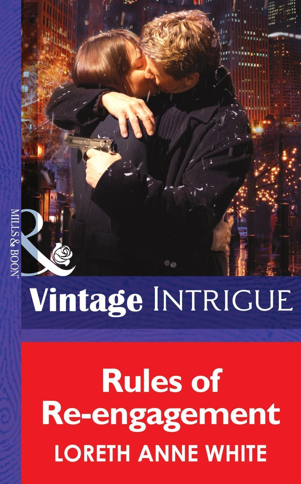 Rules of Re-engagement (Mills & Boon Intrigue) (Shadow Soldiers, Book 4)