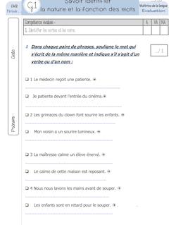 Interlignes [CE2 - CM1 - CM2] – Les évaluations - coeurdeperles Evaluations interlignes CM2