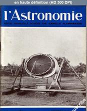 L' ASTRONOMIE  du 01 septembre 1953