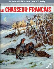 LE CHASSEUR FRANCAIS  numéro 707 du 01 janvier 1956