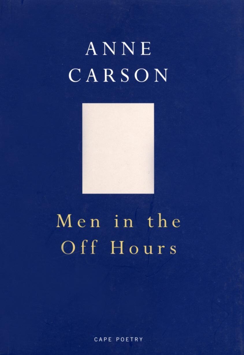 Men In The Off Hours