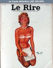 LE RIRE  numéro 50 du 01 novembre 1955