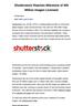 Shutterstock Reaches Milestone of 400 Million Images Licensed
