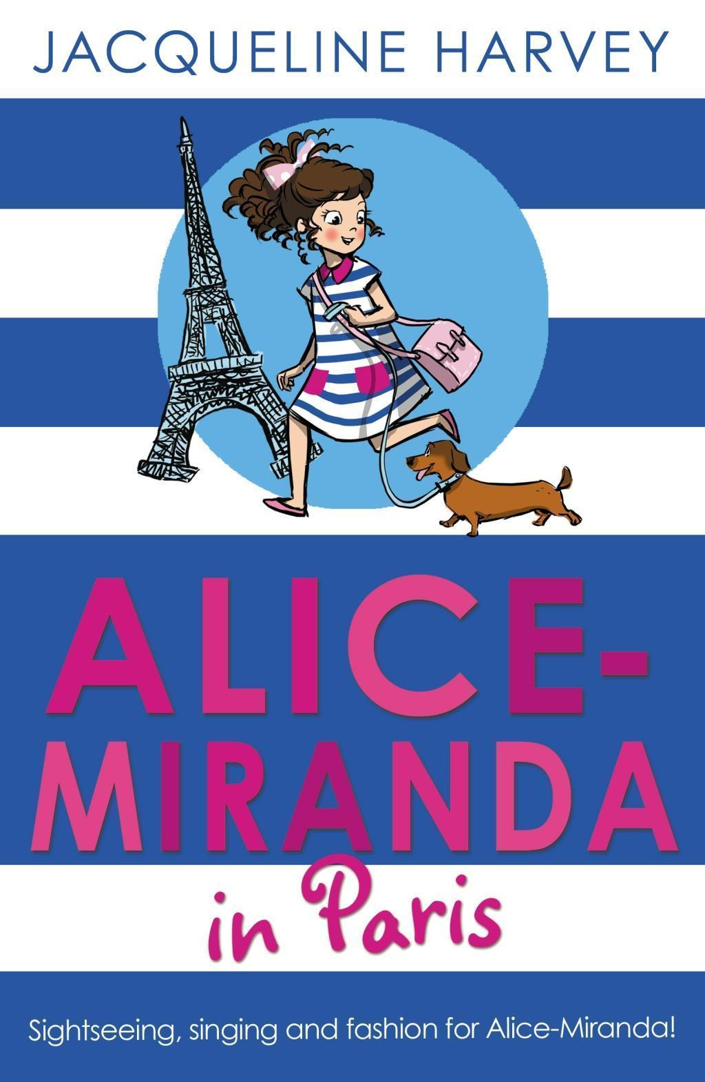 Alice-Miranda in Paris