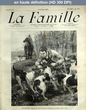 LA FAMILLE  numéro 1359 du 22 octobre 1905