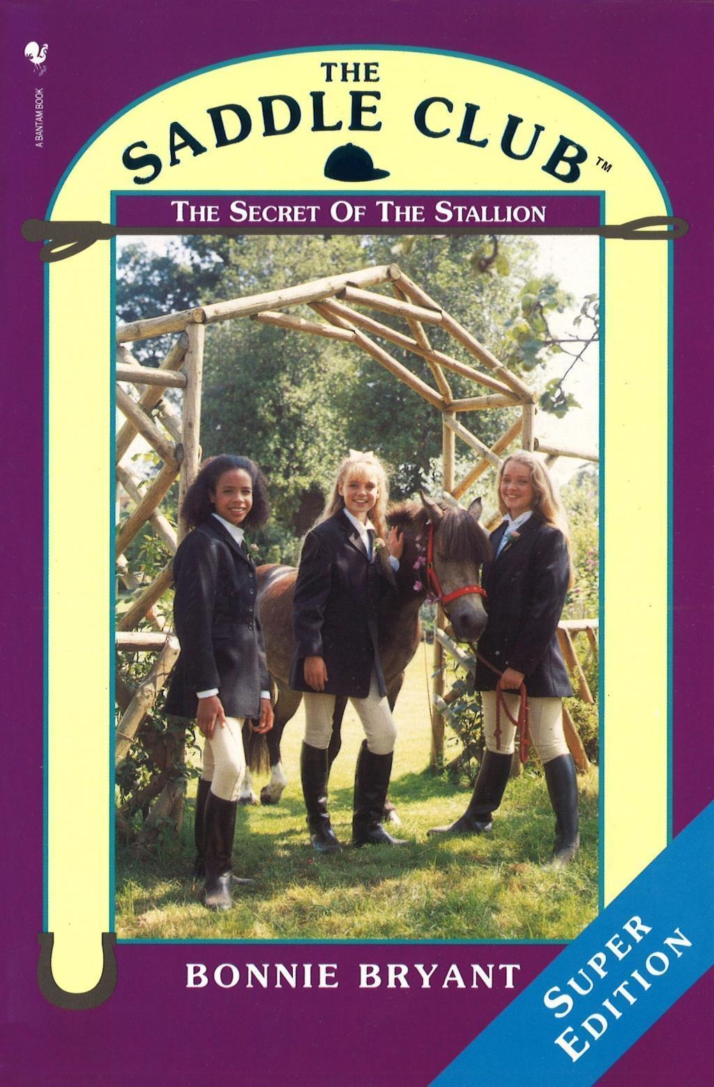 Saddle Club Super: The Secret Of The Stallion