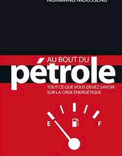 Au bout du pétrole