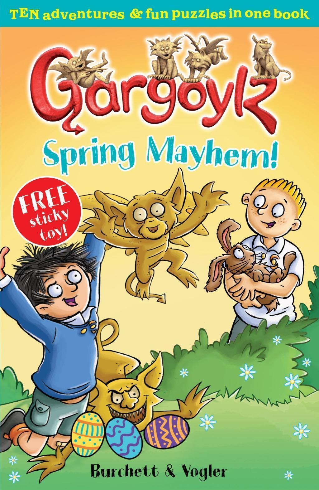 Gargoylz: Spring Mayhem