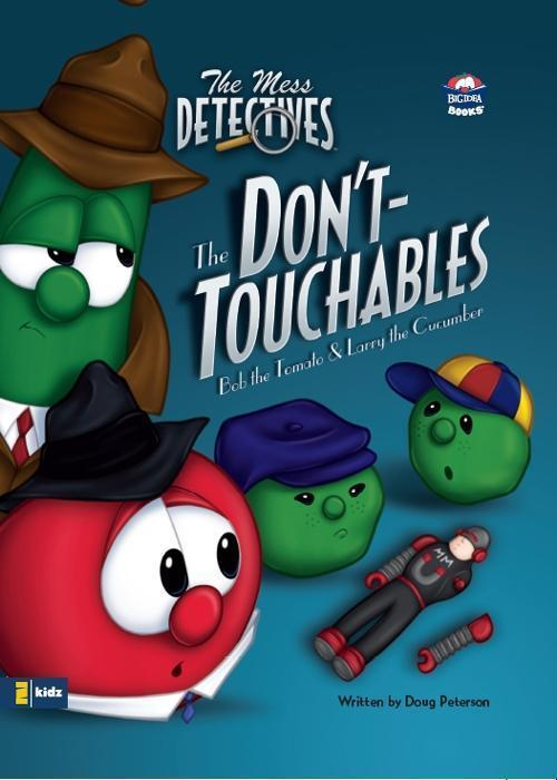 The Mess Detectives: The Don't-Touchables