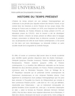 D finition de m moire histoire andr burgui re savoirs - Definition d histoire ...