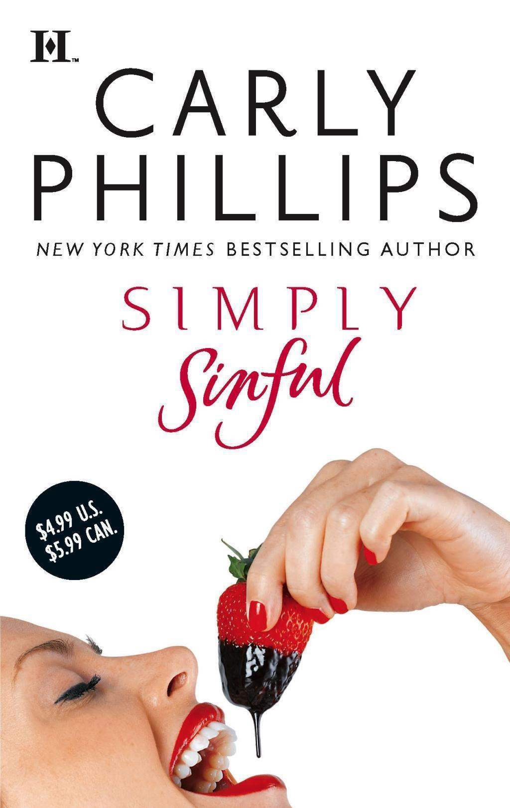 Simply Sinful (Mills & Boon M&B)