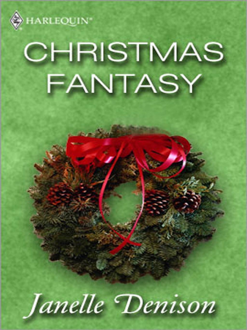 Christmas Fantasy (Mills & Boon M&B)