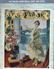 FIGARO ILLUSTRE numéro 118 du 01 janvier 1900