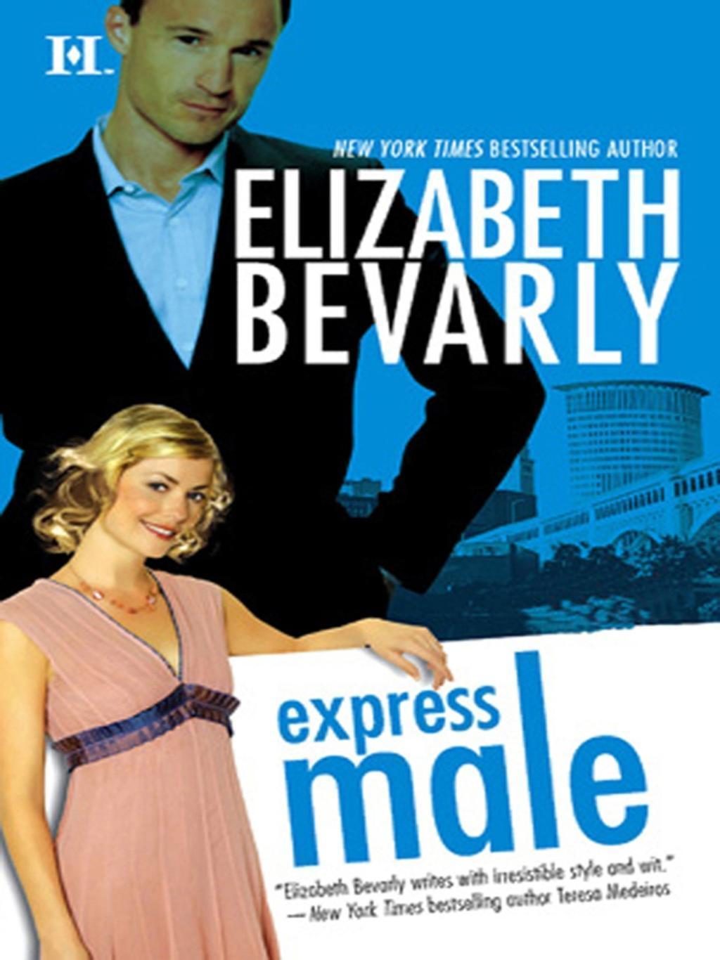 Express Male (Mills & Boon M&B)