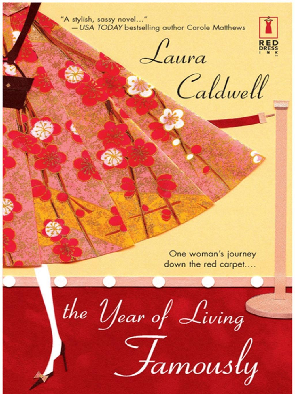 The Year Of Living Famously (Mills & Boon Silhouette)