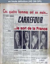 CARREFOUR numéro 219 du 23 novembre 1948