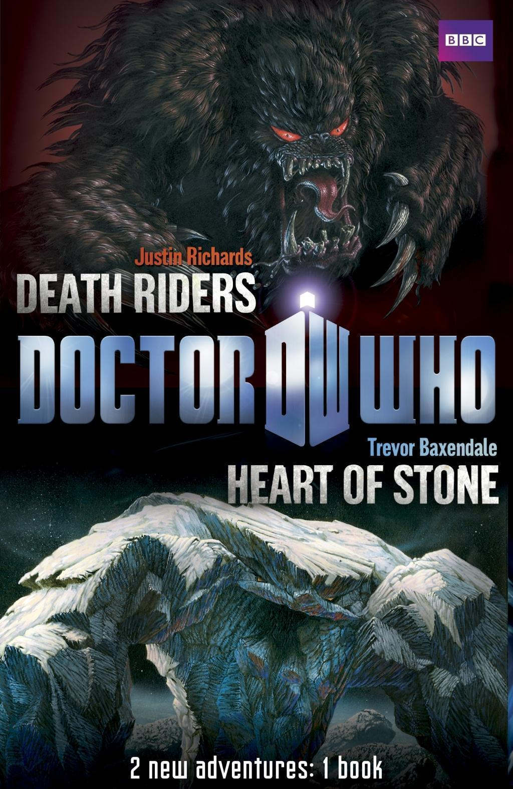 Book 1 - Doctor Who: Heart of Stone / Death Riders