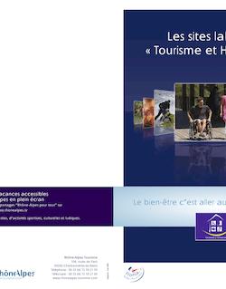 Les sites labellisés « Tourisme et Handicap »