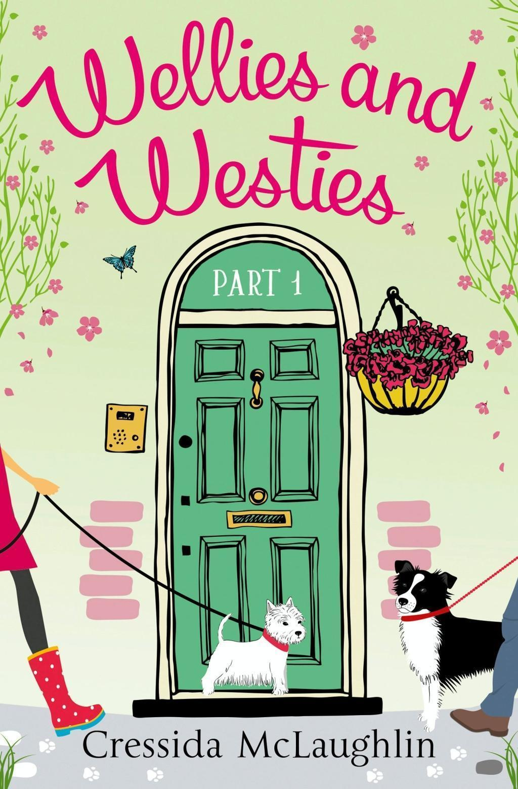 Wellies and Westies (A novella): A happy, yappy love story (Primrose Terrace Series, Book 1)