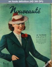 NOUVEAUTE numéro 24 du 11 juin 1939