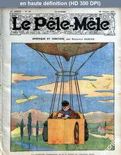 LE PELE MELE  numéro 43 du 22 octobre 1911