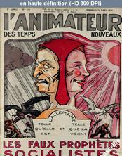 L' ANIMATEUR DES TEMPS NOUVEAUX  numéro 316 du 25 mars 1932