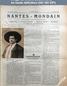 NANTES MONDAIN numéro 27 du 30 mars 1901