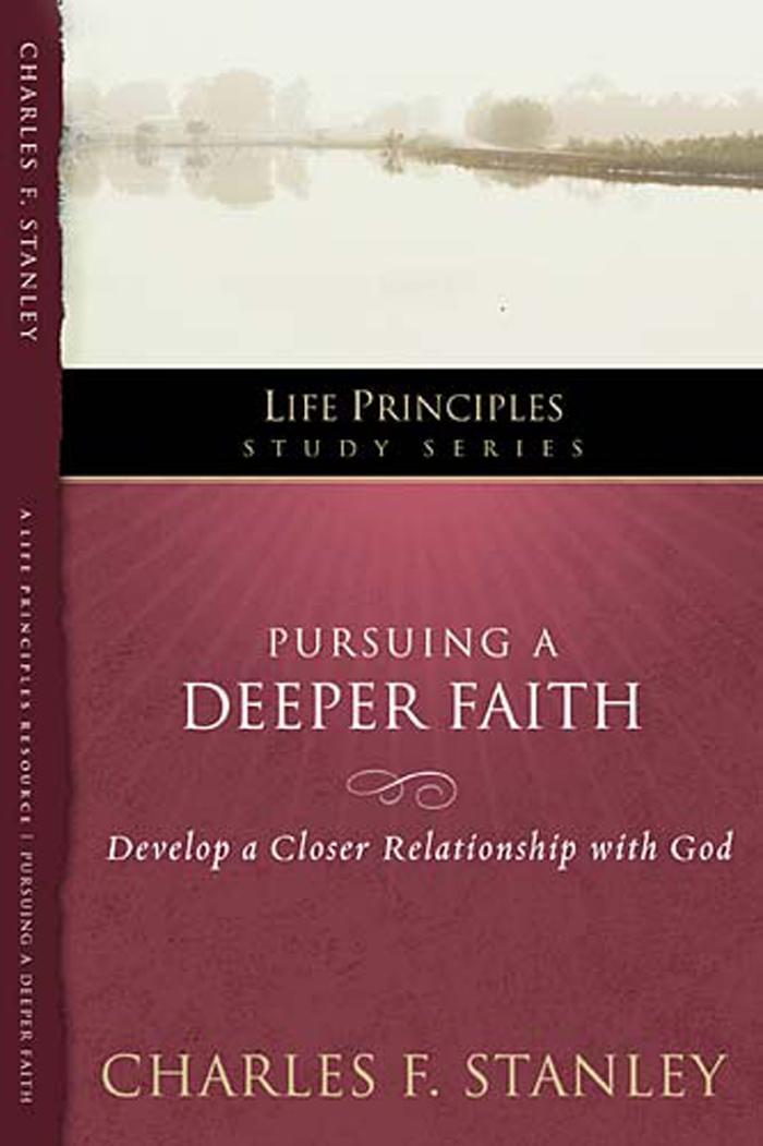Pursuing a Deeper Faith