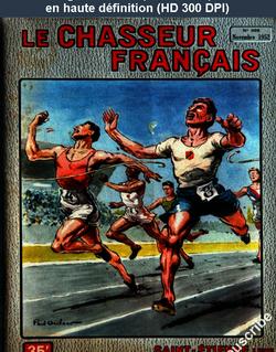 LE CHASSEUR FRANCAIS  numéro 669 du 01 novembre 1952